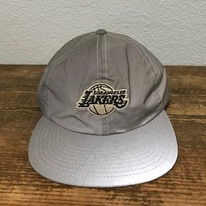Mitchell & Ness Lakers Cap